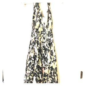 Women's matty m. Halter Dress Size Small